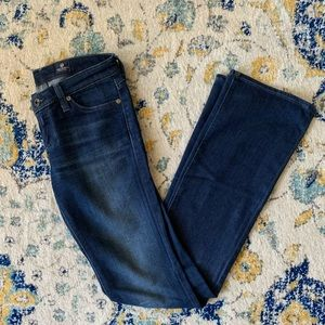 7 For All Mankind The Angel bootcut jeans